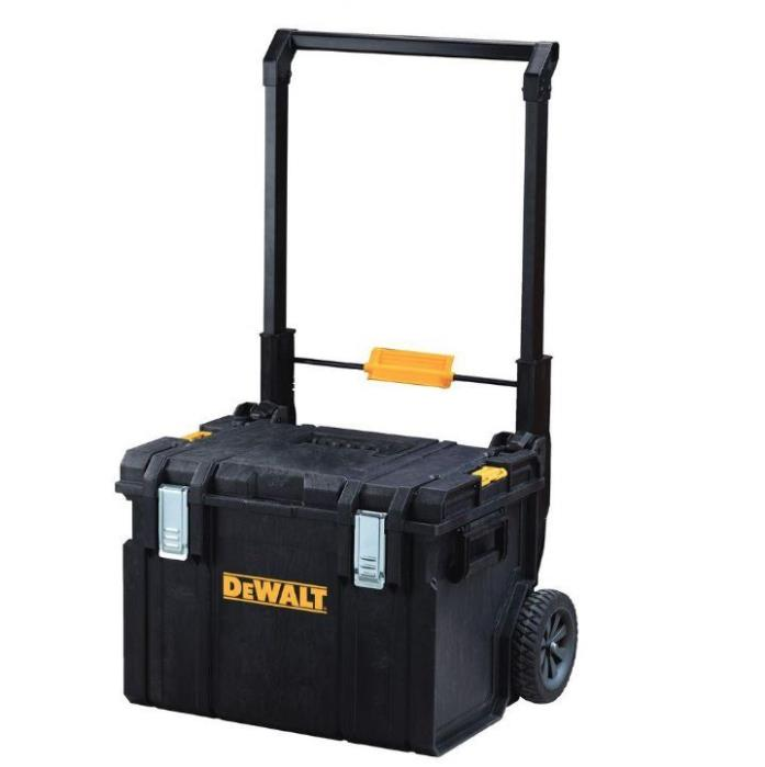 New DEWALT Tough System DS450 22 in. Mobile Storage Stackable Tool Box