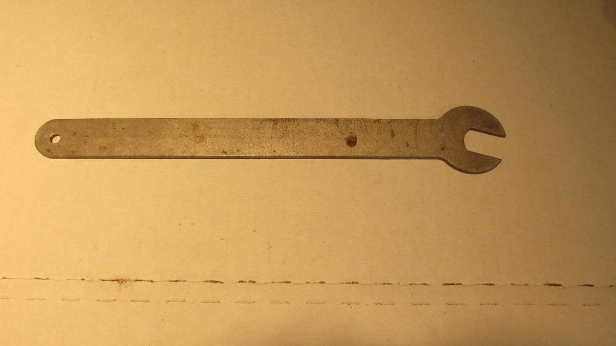 1 Craftsman Table, Radial Arm Saw Arbor blade wrench 5/8