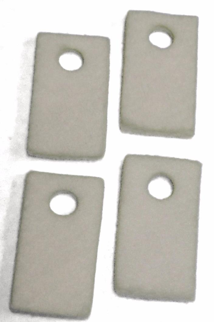 6 PRO WICK SCENT LURE PADS HANG ON BRANCH Wicks Deer Rut Buck FREE SHIPPING