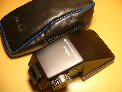 Mamiya PD Prism Finder 4 RB67 RZ67 ProS ProSD +Case  Mint Medium Format
