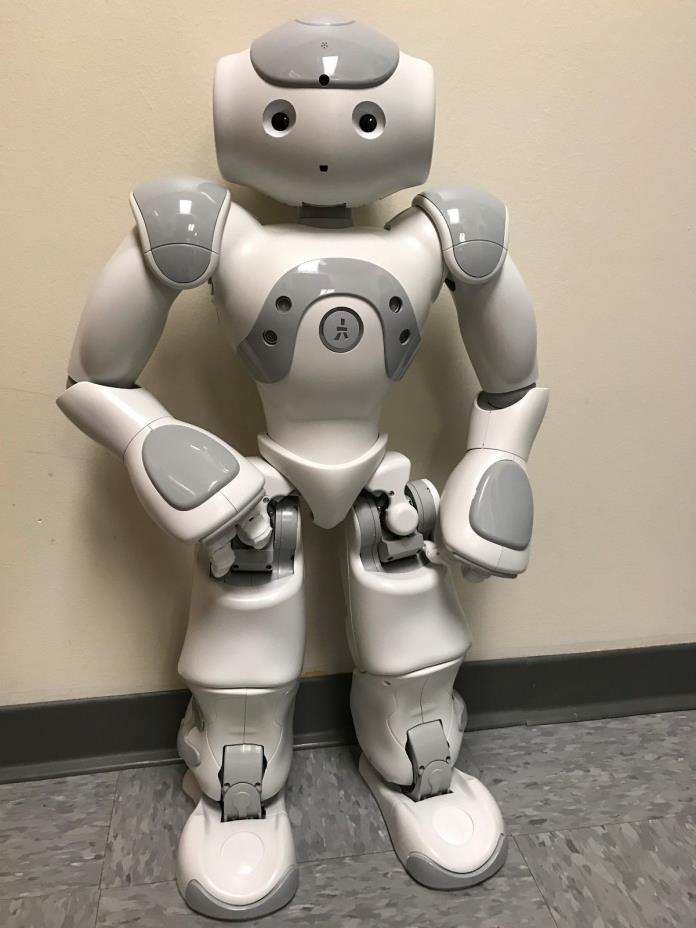 Aldebaran Robotics NAO Humanoid Robot in good condition - Low price!
