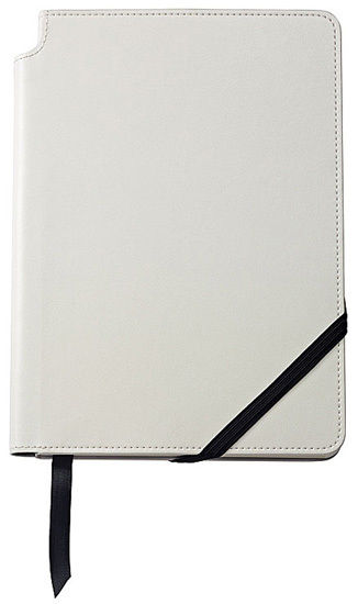 Cross Pens Journal Medium Lined - Classic White