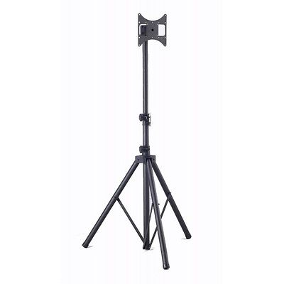 Elitech Portable TV Tripod Stand for up to 37