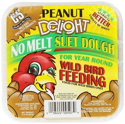 Top Selection from AmazonPets C & S Products Peanut Delight, Pack of 12 (11.75