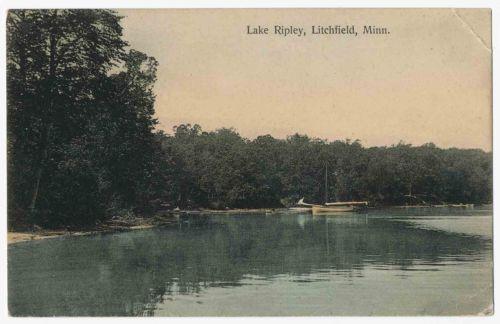Lake Ripley, Litchfield, Minnesota