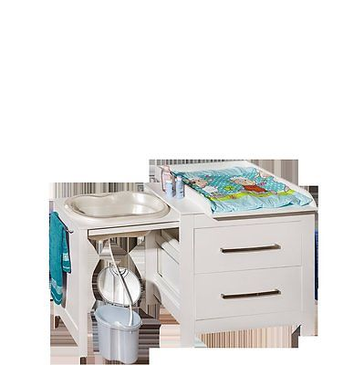 Americas Toys Project Bathtub and Changer Combo