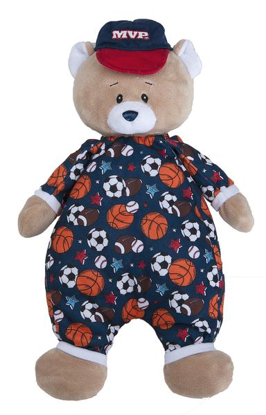 Baby Ganz MVP Bear