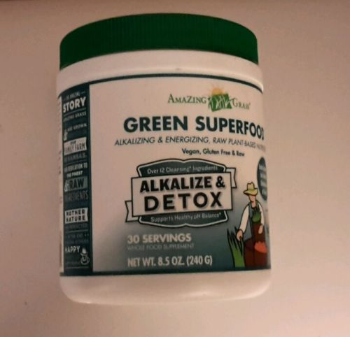 Amazing Grass Alkalize&Detox green superfood 30 servings