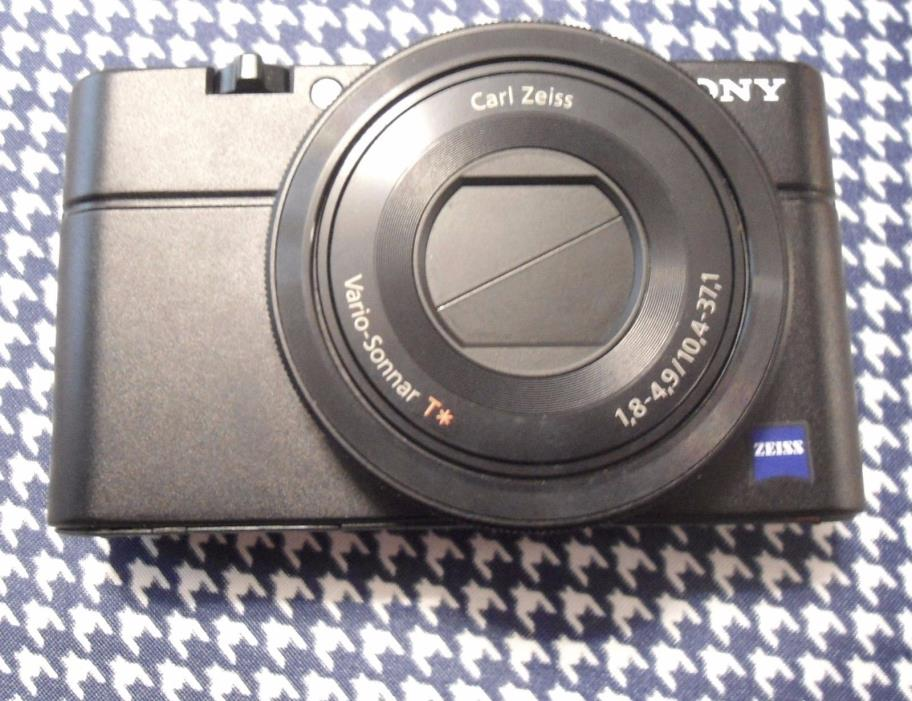 Sony RX-100 Mark I Camera