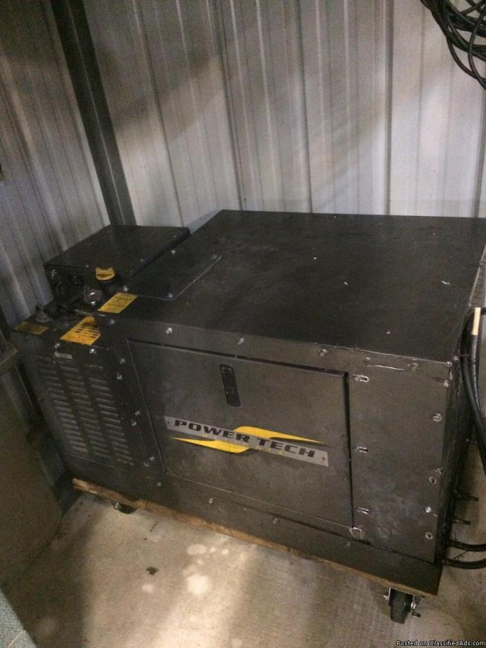 8000 watt diesel generator