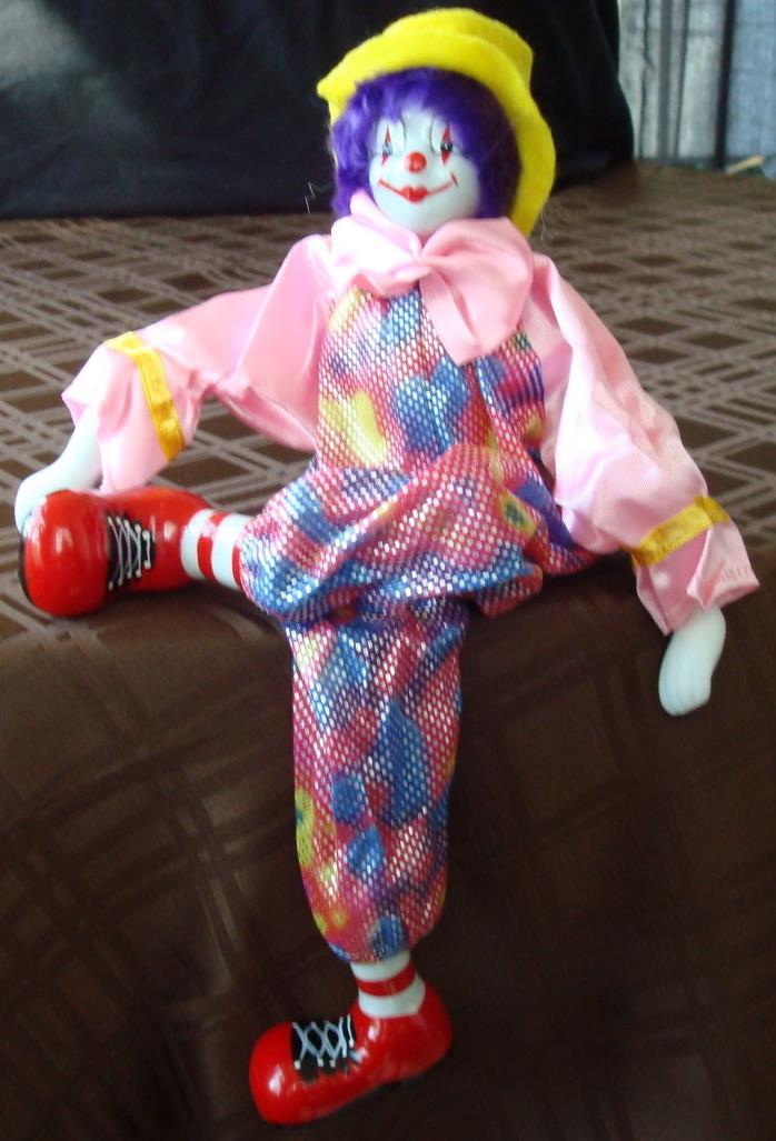 Porcelain Clown
