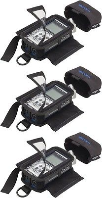 Zoom PCH-4n - H4n Protective Case (3-pack) Value Bundle