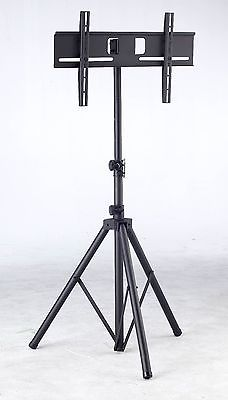 Elitech Portable TV Tripod Stand for up to 55