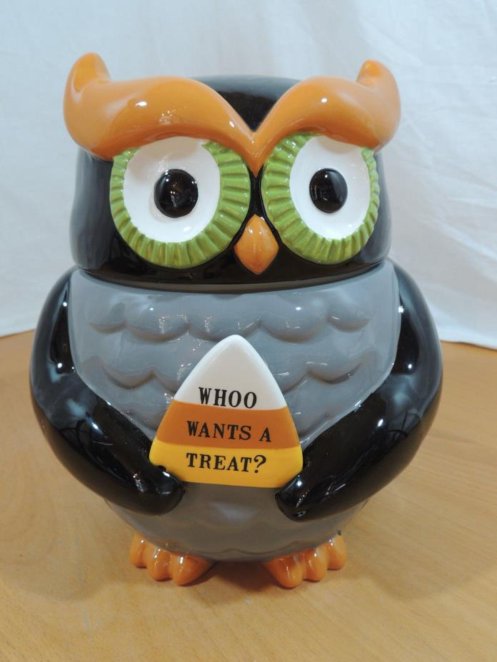 Owl Cookie Jars For Sale Classifieds