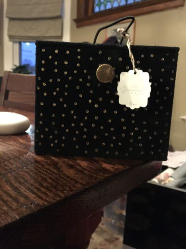 NWT Anthropologie Jewelry Box