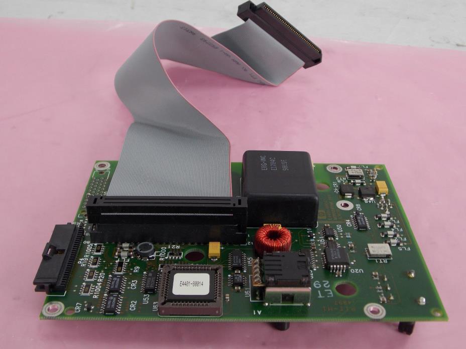HP ESA-L1500A 9 KHZ -1.5 GHZ SPECTRUM ANALYZER BOARD P/N E4401-60017 MONOCHROME