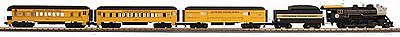 30-4200-1 MTH Trains RailKing Pittsburgh Steelers 2-8-0 Steam Passenger Set