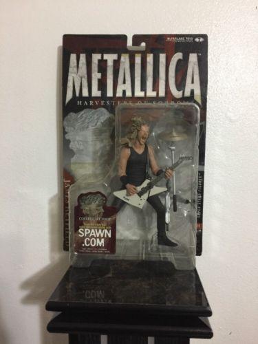 METALLICA HARVESTERS OF SORROW JAMES HETFIELD by Metalica