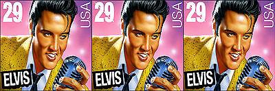 Elvis Bookmark # 2