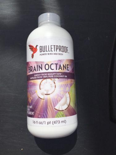 Bulletproof Brain Octane Oil - 16 oz.