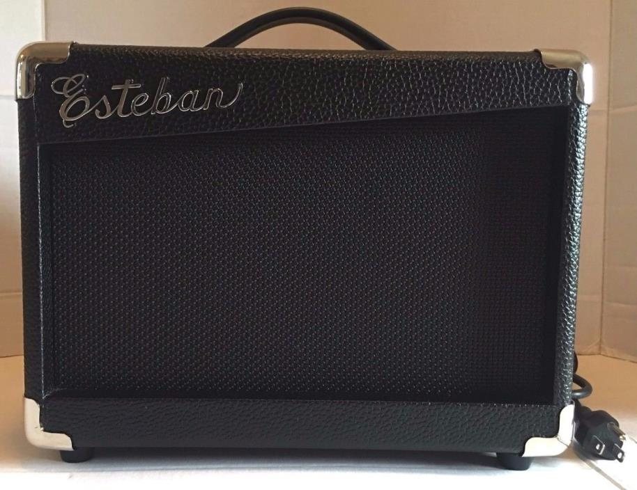 esteban guitar package for sale classifieds. Black Bedroom Furniture Sets. Home Design Ideas