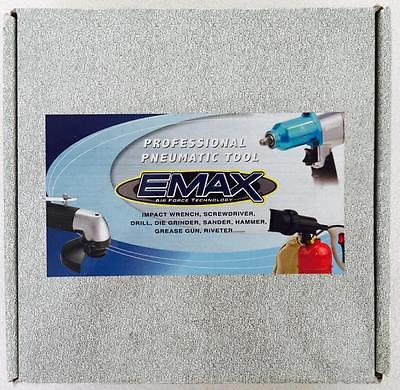 EMAX EATIW05S1P Industrial Twin Impact Wrench 1/2