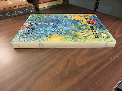 Marc Chagall At The Met Emily Genauer HC 1971 FREE SHIP