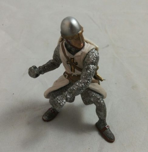 Schleich 2003 Germany Kids Toy Knight INCOMPLETE