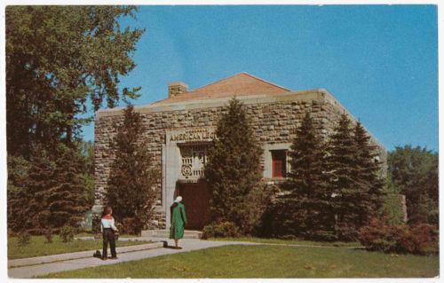 Moorhead American League Clubhouse, Moorhead, Minnesota