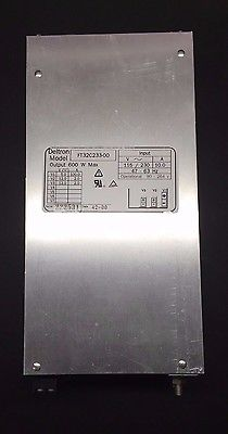 Universal Instruments GSM VME Power Supply 47547101 Deltron FT32C233-00