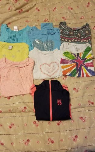 Girls winter clothes size 6