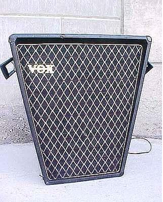Vintage VOX GALAXIE GUITAR AMP AMPLIFIER 60's Vibrato/Reverb Control