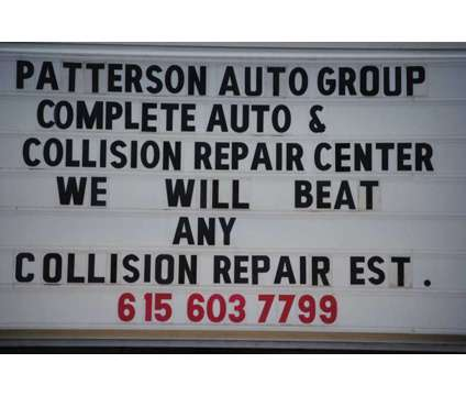 Patterson Automotive Specialsts in Collision Auto Body Repair