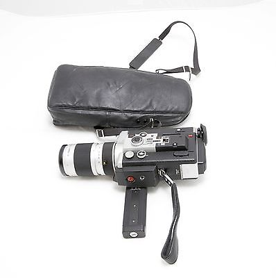 Canon Auto Zoom 1014 Electronic Super 8 Film Production Camera