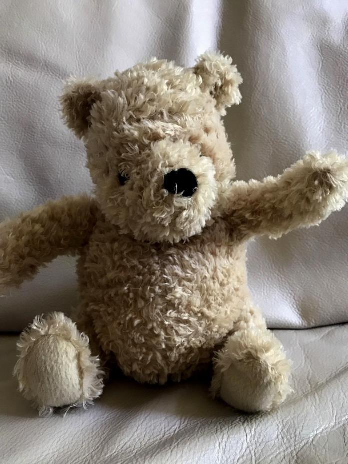 Classic Disney Winnie the Pooh Bear Plush Stuffed Animal Toy Doll 8