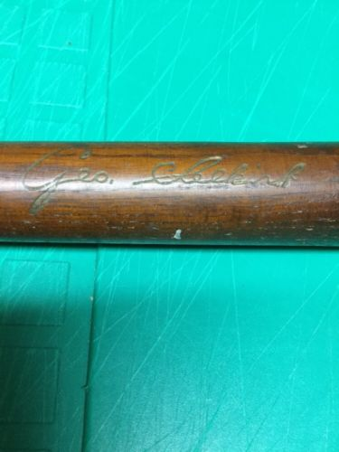 George Selkirk H&B Louisville Slugger Mini Bat New York Yankees