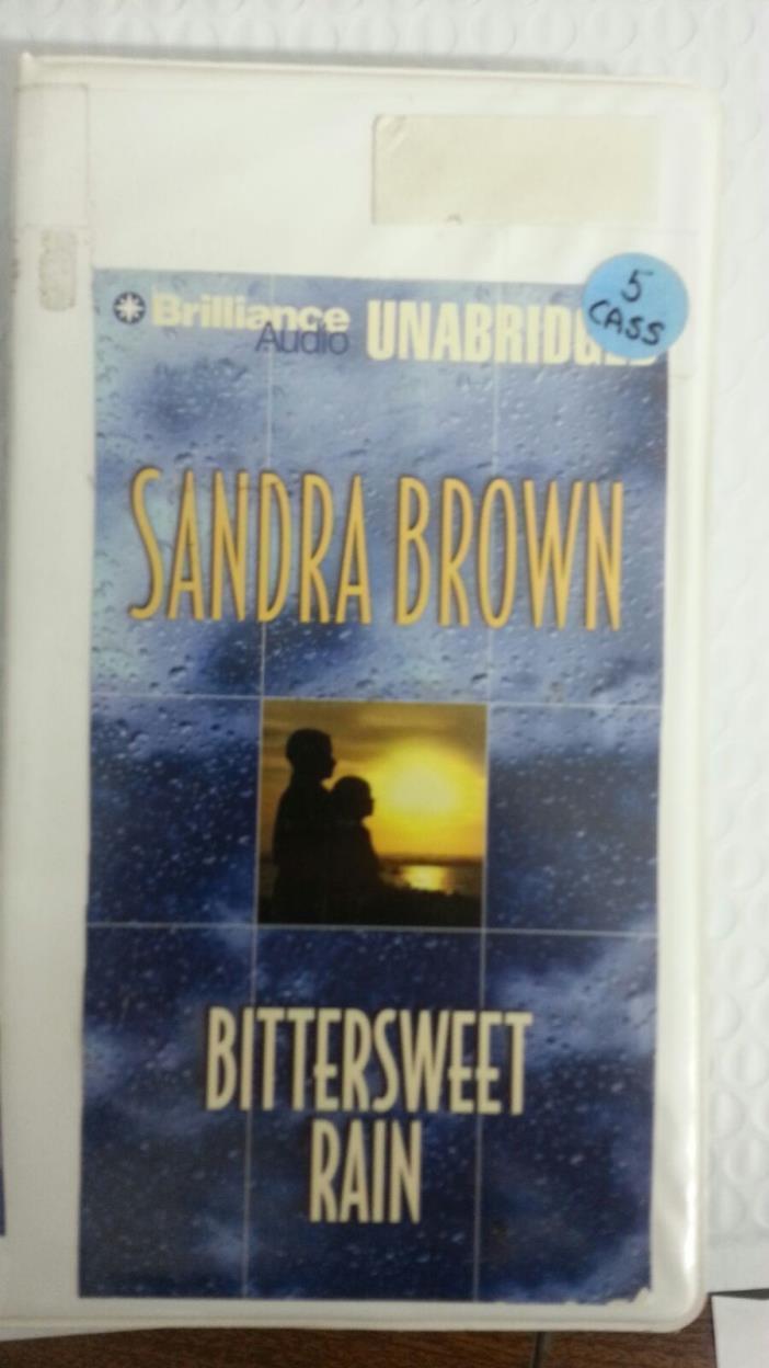 Bittersweet Rain Audio, Cassette – Audiobook, Unabridged by Sandra Brown