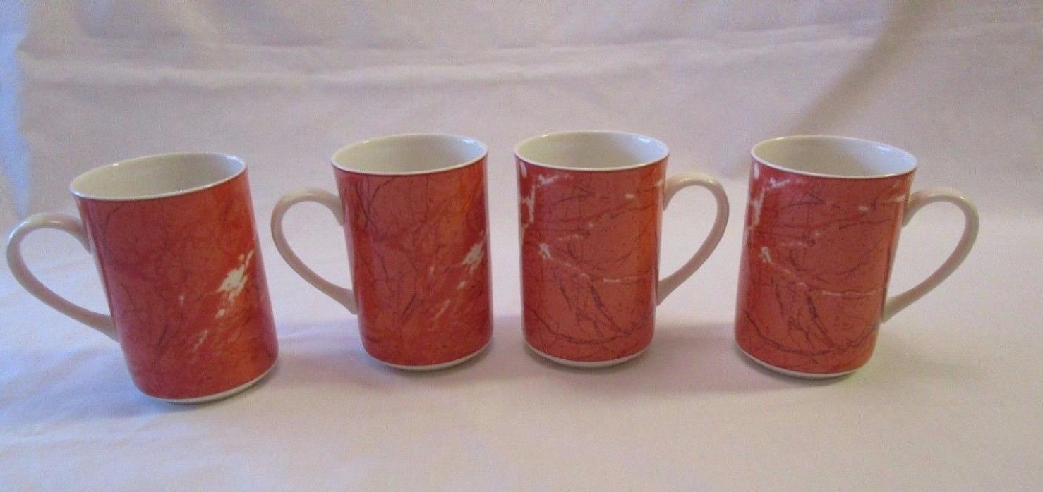 Victoria & Beale Casual Versailles 9108 Mugs - Set of 4