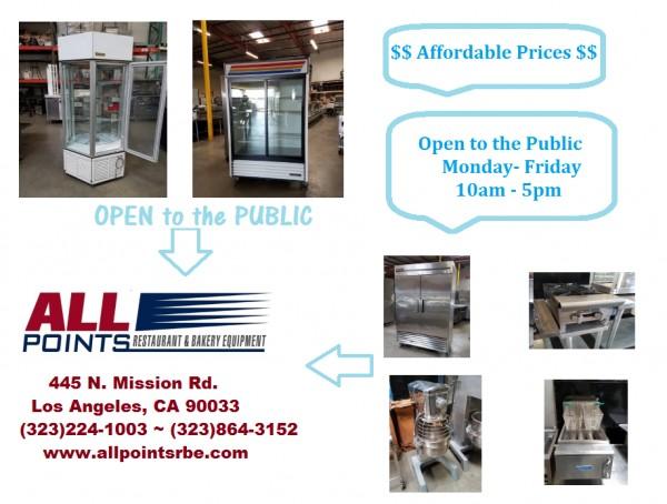 Equipment Commercial Appliances