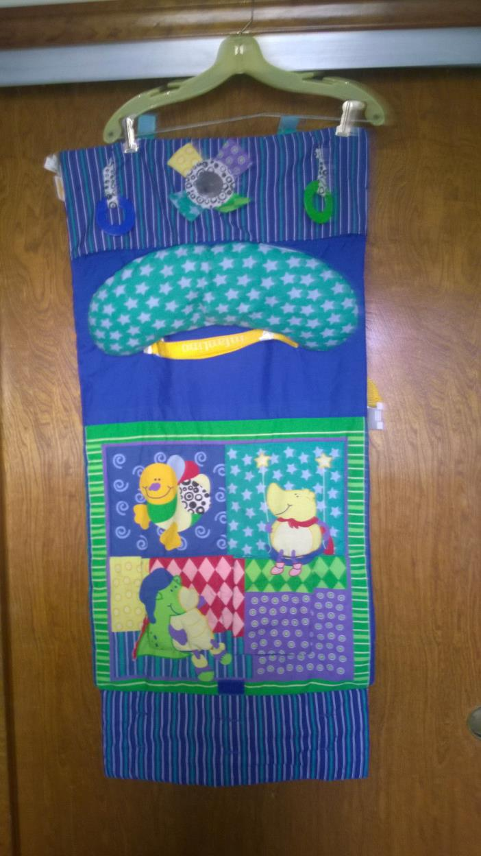 INFANTINO Shopping Cart Cover/ Play Mat with Pillow