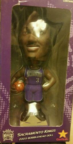 Sacramento Kings Bobblehead, Gerald Wallace #3, Rare collectable.