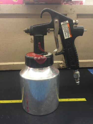 HUSKY SIPHON FEED GENERAL PURPOSE AIR POWERED SPRAY TOOL