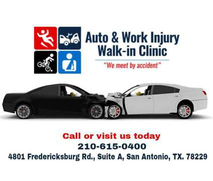 Auto and Work Injury Walk-In Clinic