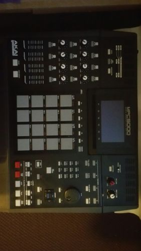Akai Professional MPC5000 Music Production Center MPC-5000 Sampling Workstation