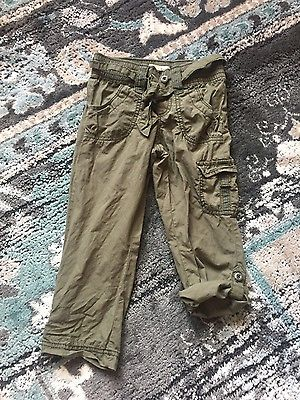 Old Navy cargo pants girls size S