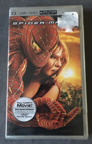 Spider-Man 2 UMD Video PSP Brand New  Sealed
