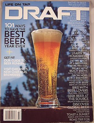 Draft Magazine January February 2016 101 Ways To Have Best Year Ever! NEW