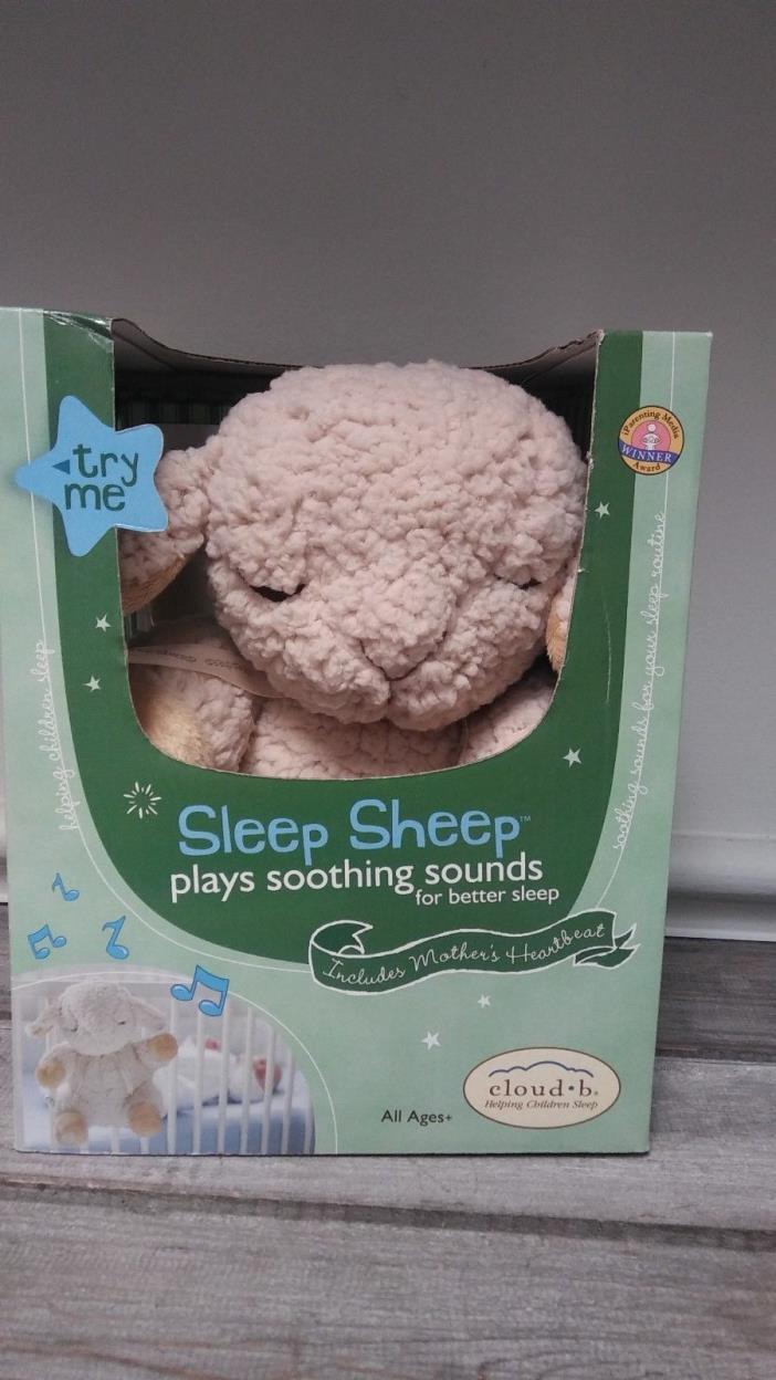 Cloud B Sleep Sheep For Sale Classifieds