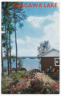 Shagawa Lake, Superior National Forest, Minnesota