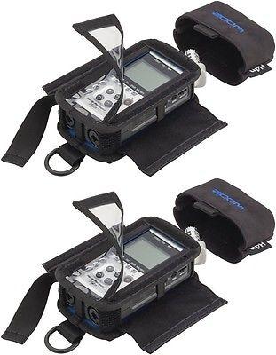 Zoom PCH-4n - H4n Protective Case (2-pack) Value Bundle